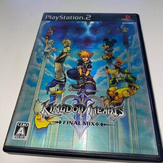 プレイステーション2(PlayStation2)のキングダムハーツ2 ファイナルミックス PS2 中古品(家庭用ゲームソフト)