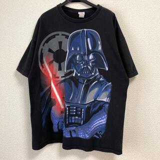 ディズニー(Disney)の【スターウォーズ】【ダースベイダー】90s VINTAGE オフィシャル SF(Tシャツ/カットソー(半袖/袖なし))