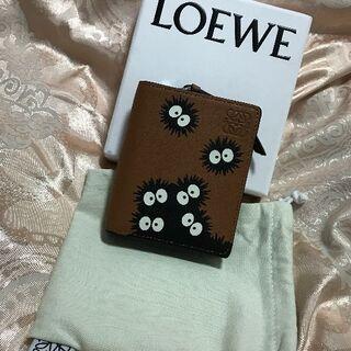 LOEWE - 限定値下げ トトロ コイン カードホルダー 新品未使用