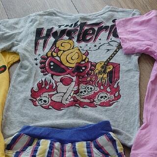 ヒステリックミニ(HYSTERIC MINI)のヒスミニ Tシャツ ラッドカスタム チャビーギャング ベビド JAM(Tシャツ/カットソー)