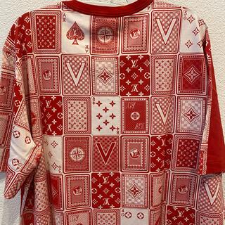 ルイヴィトン(LOUIS VUITTON)のルイヴィトン トランプ柄 Tシャツ(Tシャツ/カットソー(半袖/袖なし))