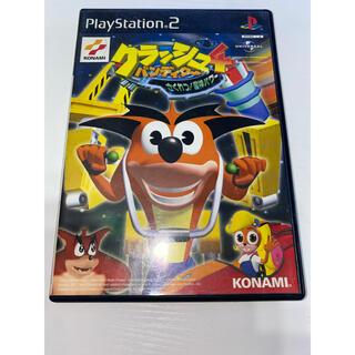プレイステーション2(PlayStation2)のクラッシュバンディクー4 PS2 中古品(家庭用ゲームソフト)