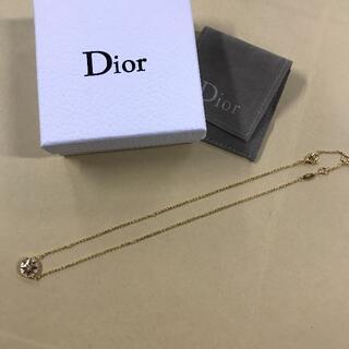 クリスチャンディオール(Christian Dior)のDIOR K18 八芒星羅針盤 ネックレス(ネックレス)