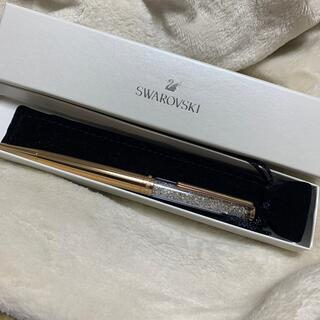 スワロフスキー(SWAROVSKI)のボールペン(ペン/マーカー)