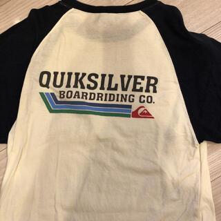 QUIKSILVER - クイックシルバー  七分袖Tシャツ
