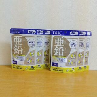 ディーエイチシー(DHC)のDHC 亜鉛 60日分 6個(その他)