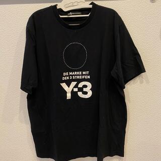 Y-3 - ワイスリー Tシャツ サークル ロゴ