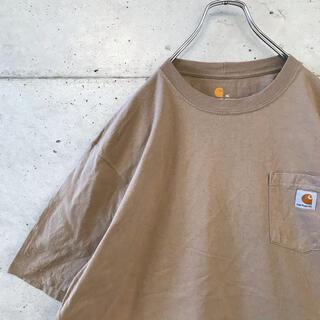 """carhartt - """"carhartt"""" pocket t-shirt"""