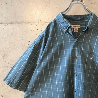carhartt - carhartt check shirt