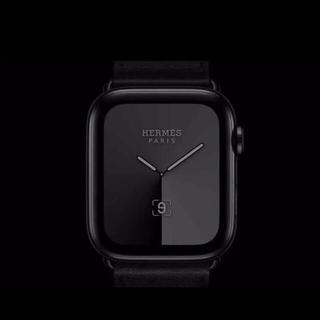 Apple Watch - Apple Watch Hermès Series 5 ブラック 44mm