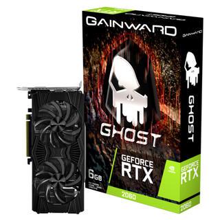 【新品未開封】Geforce RTX2060 Ghost GDDR6 (PCパーツ)