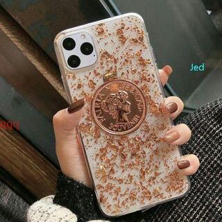 iPhone 12のケース 金箔、高級3(iPhoneケース)