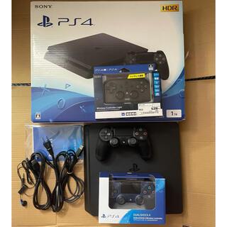プレイステーション4(PlayStation4)のPlayStation4 1TB 中古(家庭用ゲーム機本体)