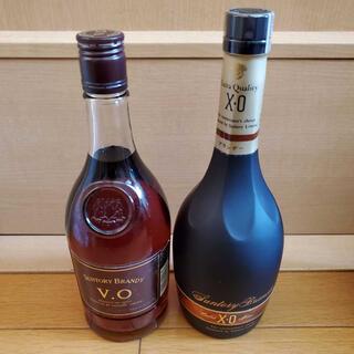 サントリー(サントリー)のサントリーブランデーVSOP古酒エクストラ ファイン(ブランデー)