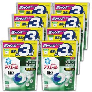 ピーアンドジー(P&G)のアリエールBIOジェルボール部屋干し用 つめかえ超ジャンボサイズ 洗濯洗剤(洗剤/柔軟剤)