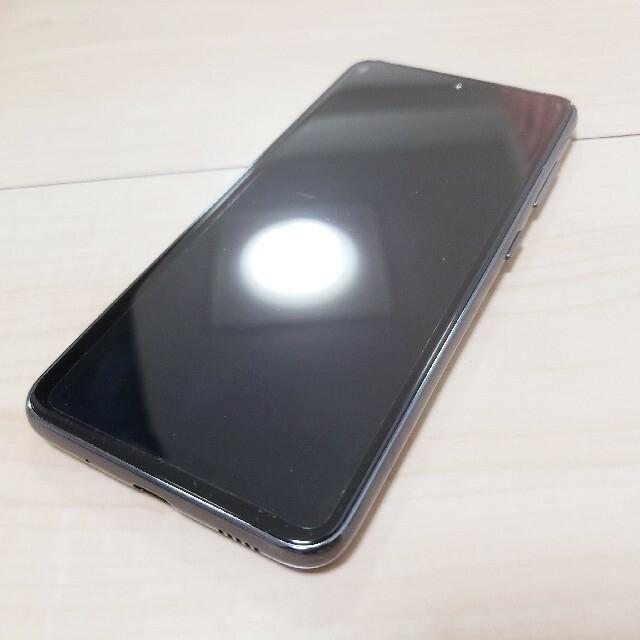 【SIMフリー】Galaxy A20 ブラック 32 GB docomo スマホ/家電/カメラのスマートフォン/携帯電話(スマートフォン本体)の商品写真