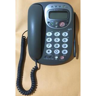 Pioneer - Pioneer TF-JP33 留守番電話機 親機