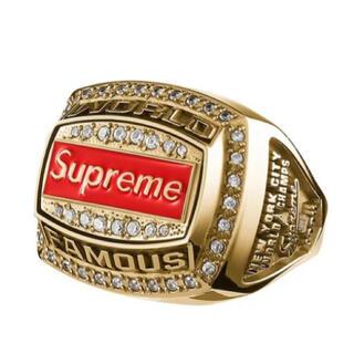 シュプリーム(Supreme)の新品安 Jostens World Famous Champion Ring(リング(指輪))