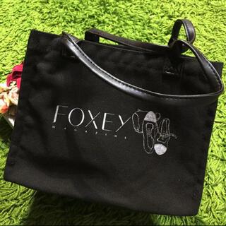 フォクシー(FOXEY)の新品フォクシー 定番マチ広レディトートバッグ(トートバッグ)