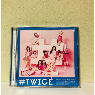 Waste(twice) - JAPAN DEBUT BEST ALBUM『#TWICE』通常版