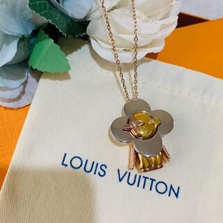ルイヴィトン(LOUIS VUITTON)のLOUIS VUITTON Vivienne ネックレス 男女兼用(ネックレス)