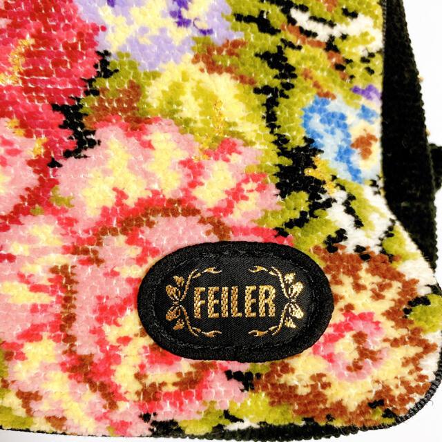 FEILER(フェイラー)の週末セール価格 美品 FEILER フェイラー バッグ ハンドバッグ レディースのバッグ(ハンドバッグ)の商品写真