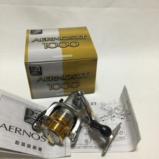 SHIMANO - シマノ エアノス XT1000 スピニングリール 超美品