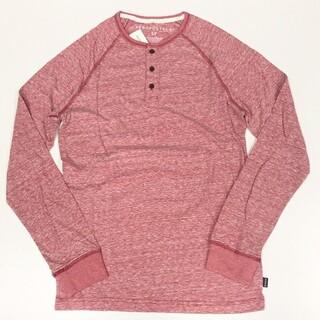 エアロポステール(AEROPOSTALE)のエアロポステール メンズ ロンT 長袖Tシャツ Mサイズ(Tシャツ/カットソー(七分/長袖))