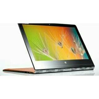 レノボ(Lenovo)の<条件付きで値下げします>Lenovo yoga 3 pro 1370 オレンジ(ノートPC)