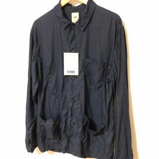 トウヨウエンタープライズ(東洋エンタープライズ)のFOB FACTORY リネンシャツジャケット L カバーオール(カバーオール)