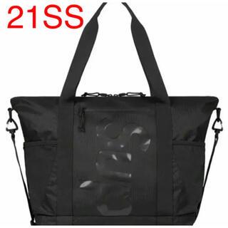 シュプリーム(Supreme)の2021SS Supreme zip tote bag Black(トートバッグ)