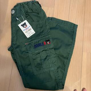 DOUBLE.B - 新品タグつき ミキハウス ダブルB ズボン パンツ 120