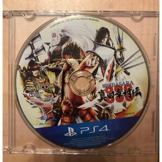 カプコン(CAPCOM)のプレステ4 戦国BASARA真田幸村伝  (家庭用ゲームソフト)