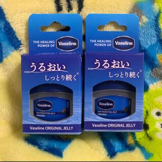ヴァセリン(Vaseline)のワセリン Vaseline  2個セット(リップケア/リップクリーム)