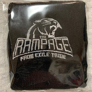 ザランページ(THE RAMPAGE)のTHE RAMPAGEリストバンド(ミュージシャン)