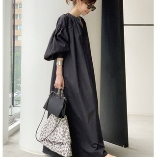 L'Appartement DEUXIEME CLASSE - L'Appartement 【SU PARIS/】Gather Dress