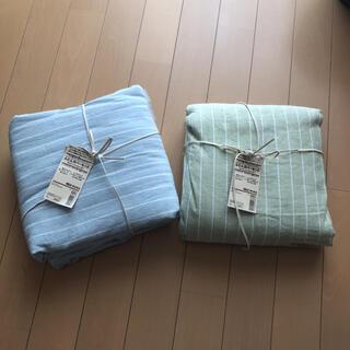 MUJI (無印良品) - 無印用品 掛け布団カバー