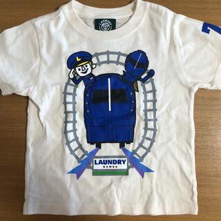 LAUNDRY - ランドリー ラピート Tシャツ 半袖 100cm  美品