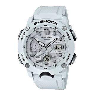 CASIO - カシオ G-SHOCK カジュアルデザイン 腕時計 ホワイト