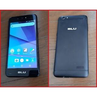 BLU Grand X LTE  SIMフリー 楽天アンリミット 楽天モバイル