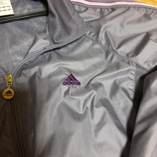 adidas(アディダス)のアディダス ナイロンジャージウエア上下 スポーツ/アウトドアのサッカー/フットサル(ウェア)の商品写真
