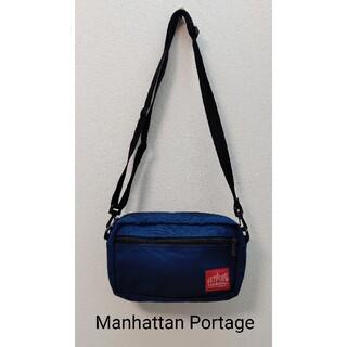 Manhattan Portage - Manhattan Portage  ネイビー  ショルダーバッグ