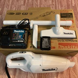 Makita - makita CL107FDSHW 掃除機