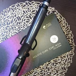 ホリスティックキュア カールアイロン26mm