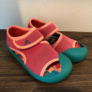 アディダス(adidas)のサンダル 15センチ アディダス(サンダル)