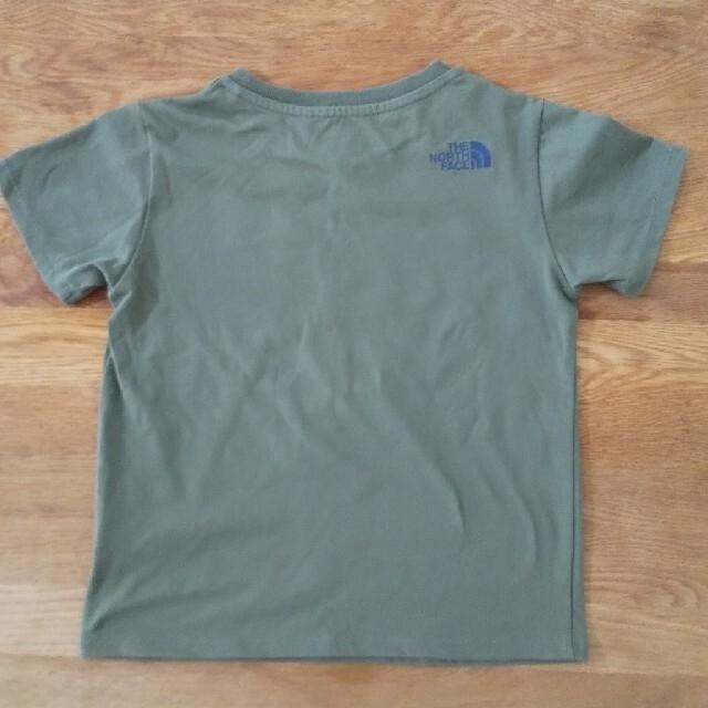 THE NORTH FACE(ザノースフェイス)のnrt様 専用 ノースフェイス 120cmTシャツ キッズ/ベビー/マタニティのキッズ服男の子用(90cm~)(Tシャツ/カットソー)の商品写真