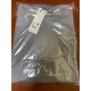 UNIQLO - 未使用 ユニクロ +J ドライスウェットシャツ グレー XXL