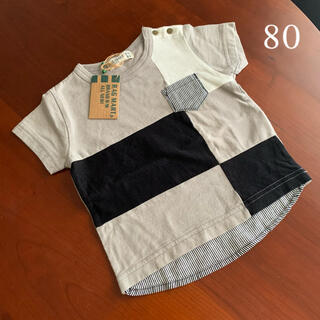 RAG MART - ⭐️未使用品  ラグマート  Tシャツ 80サイズ