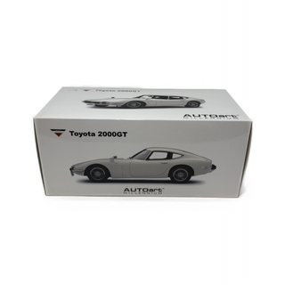 TOYOTA 2000GT COUPE UPGRADE WHITE 78747
