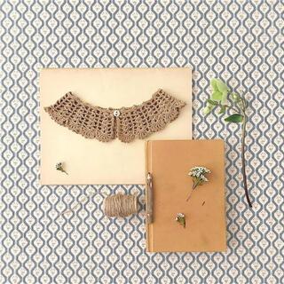 ボンポワン(Bonpoint)のSoor Ploom(ソーアプルーム)/Crochet Collar chai(マフラー/ストール)
